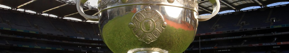 The Sam Maguire Cup 9/5/2011